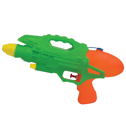 Pistola de água 28cm - Sortido-4045
