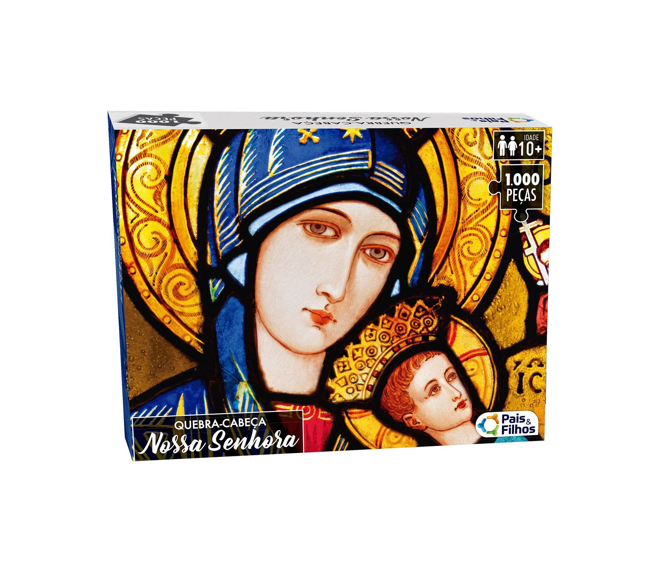 Quebra-Cabeça Nossa Senhora - 1000 peças-0983