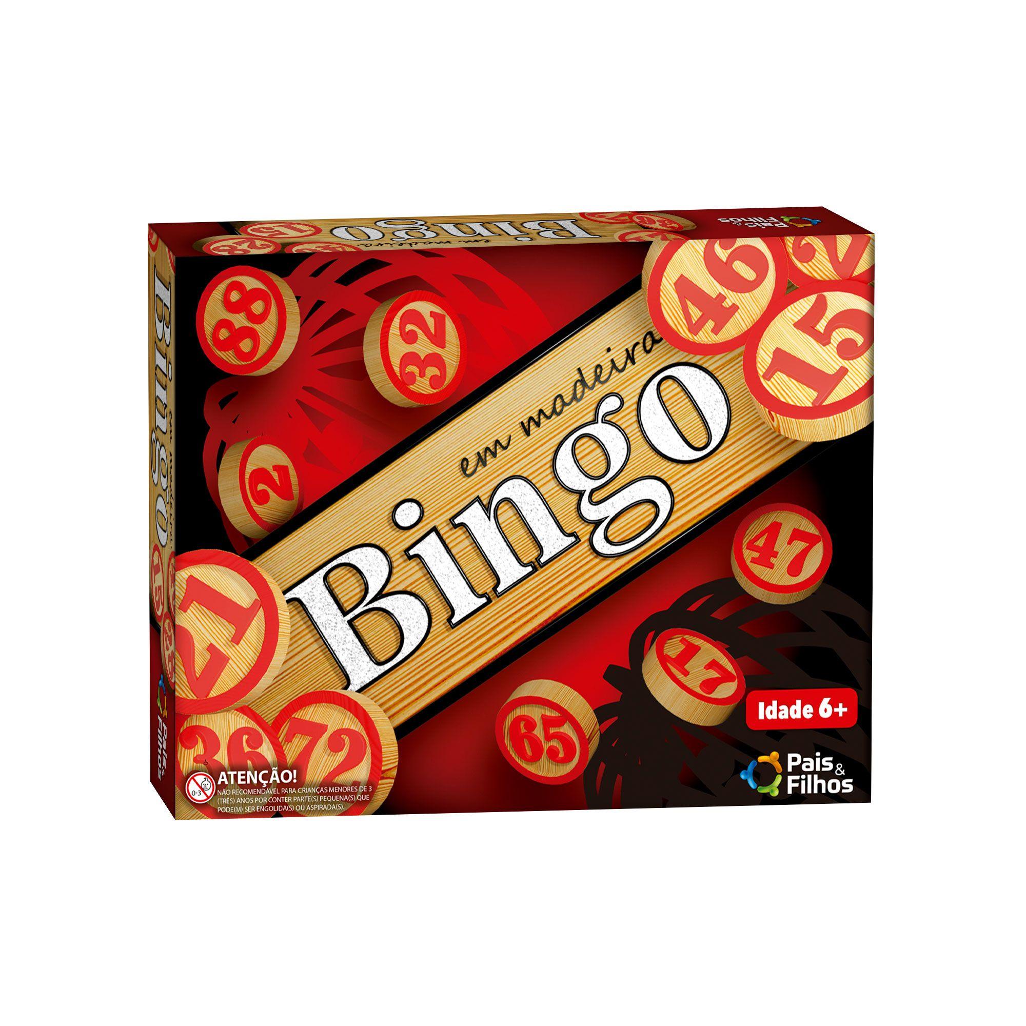 Bingo em madeira-2806