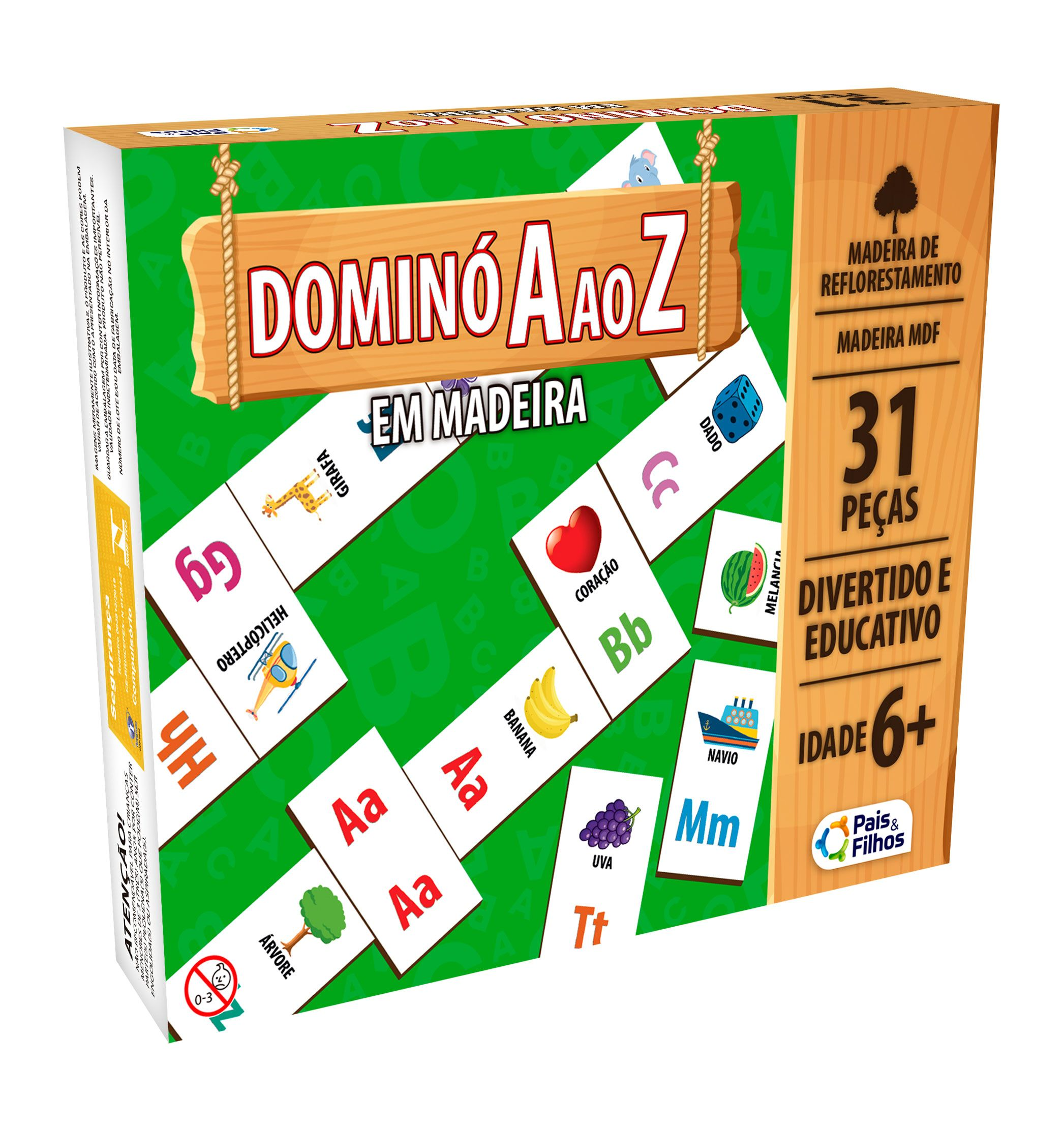 Dominó-2835