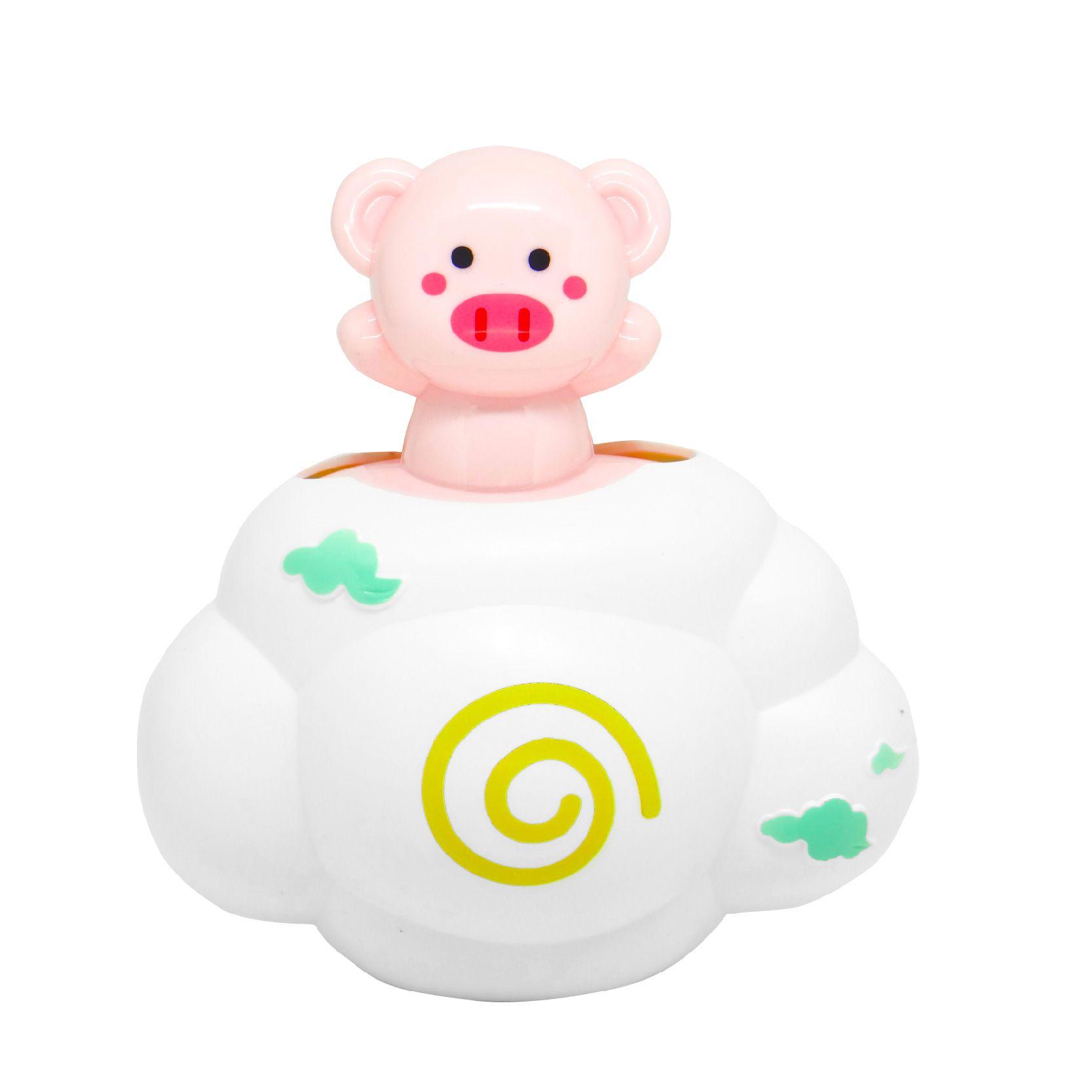 Brinquedo para Banho - Rosa (chuveirinho)-0940