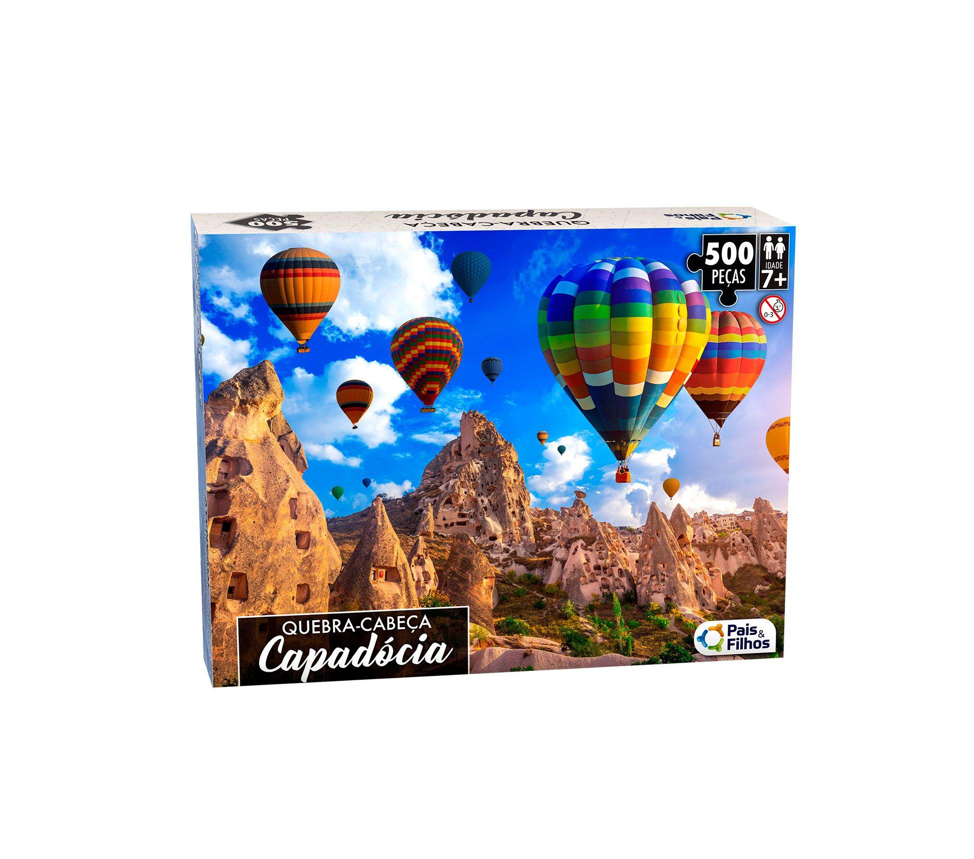 Quebra-Cabeça Capadócia 500 peças-0961