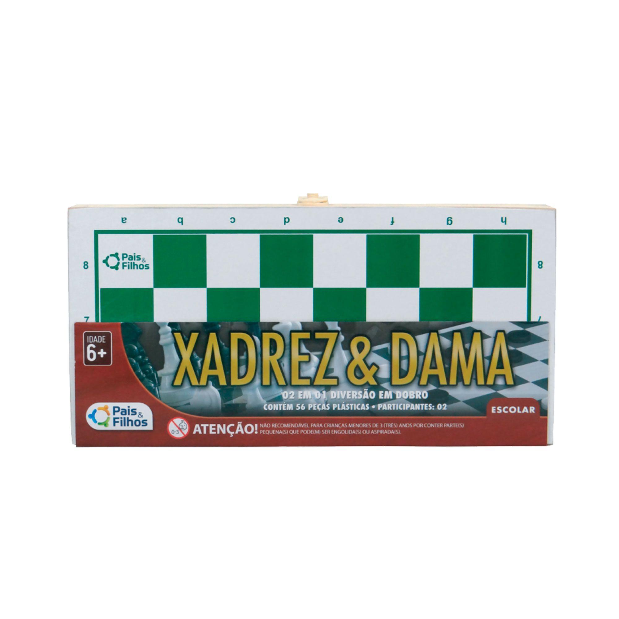 Xadrez & Dama-2908