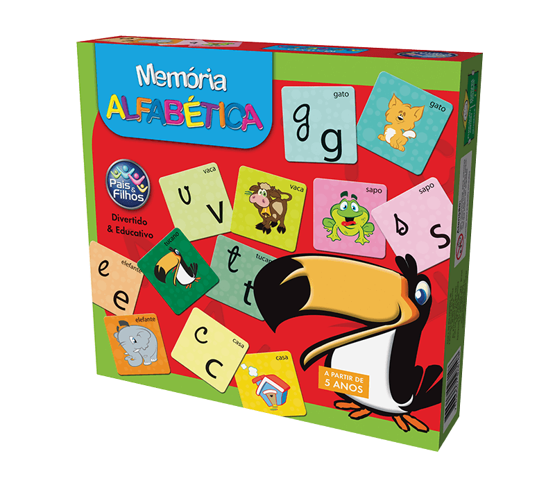 Memória Alfabética