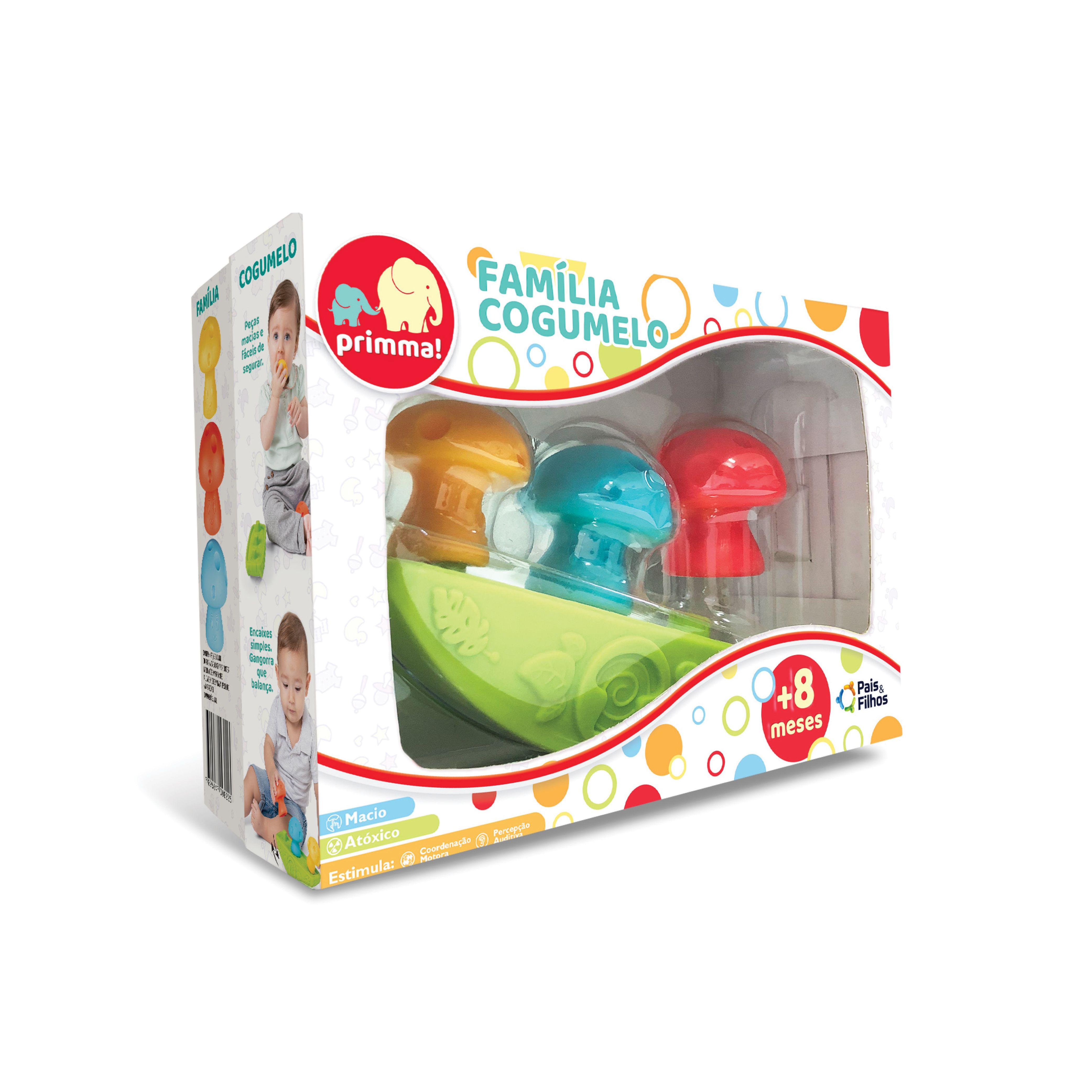 Família Cogumelo-10822