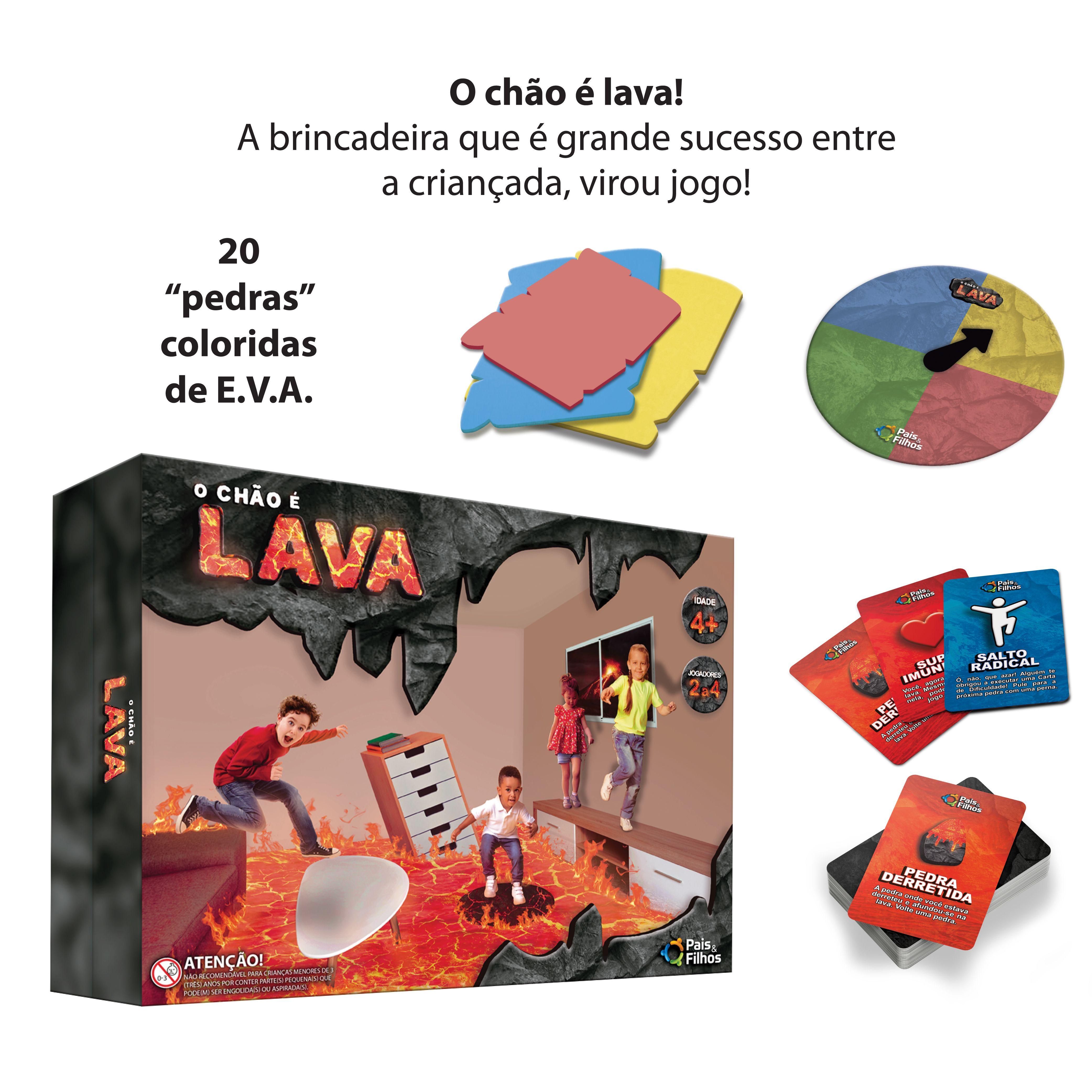 O Chão é Lava-10797