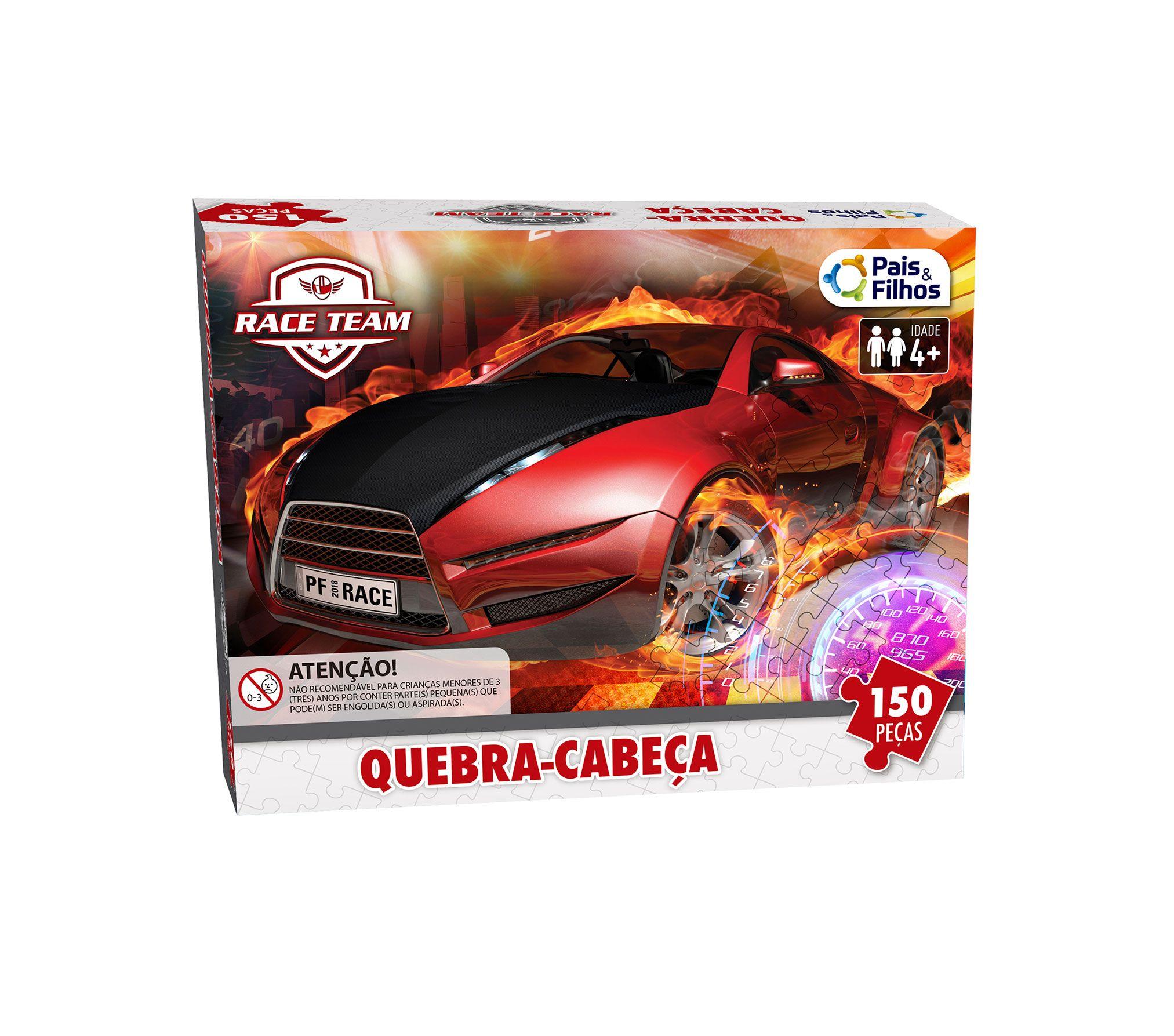 Quebra-Cabeça Race 150 peças-2859