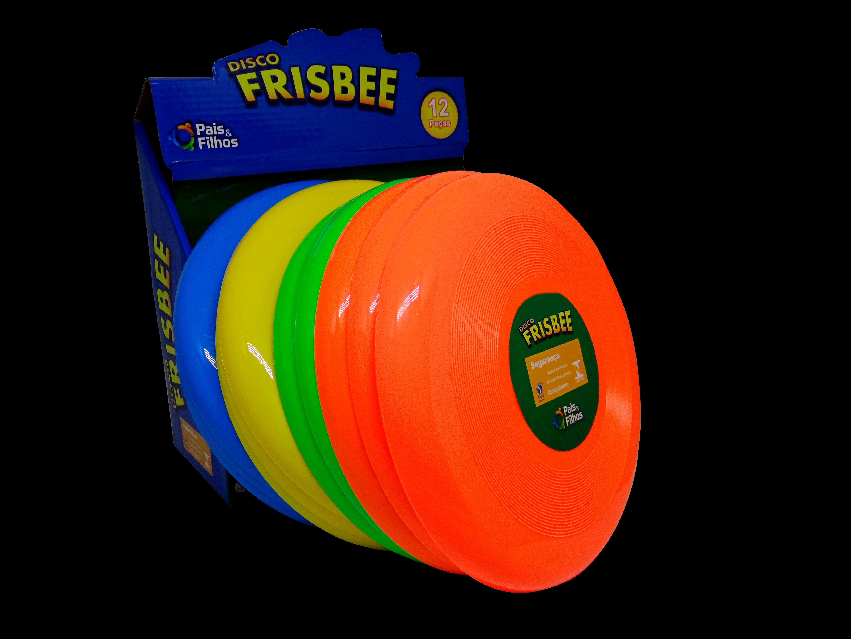 Disco Frisbee - Display Sortido-4048