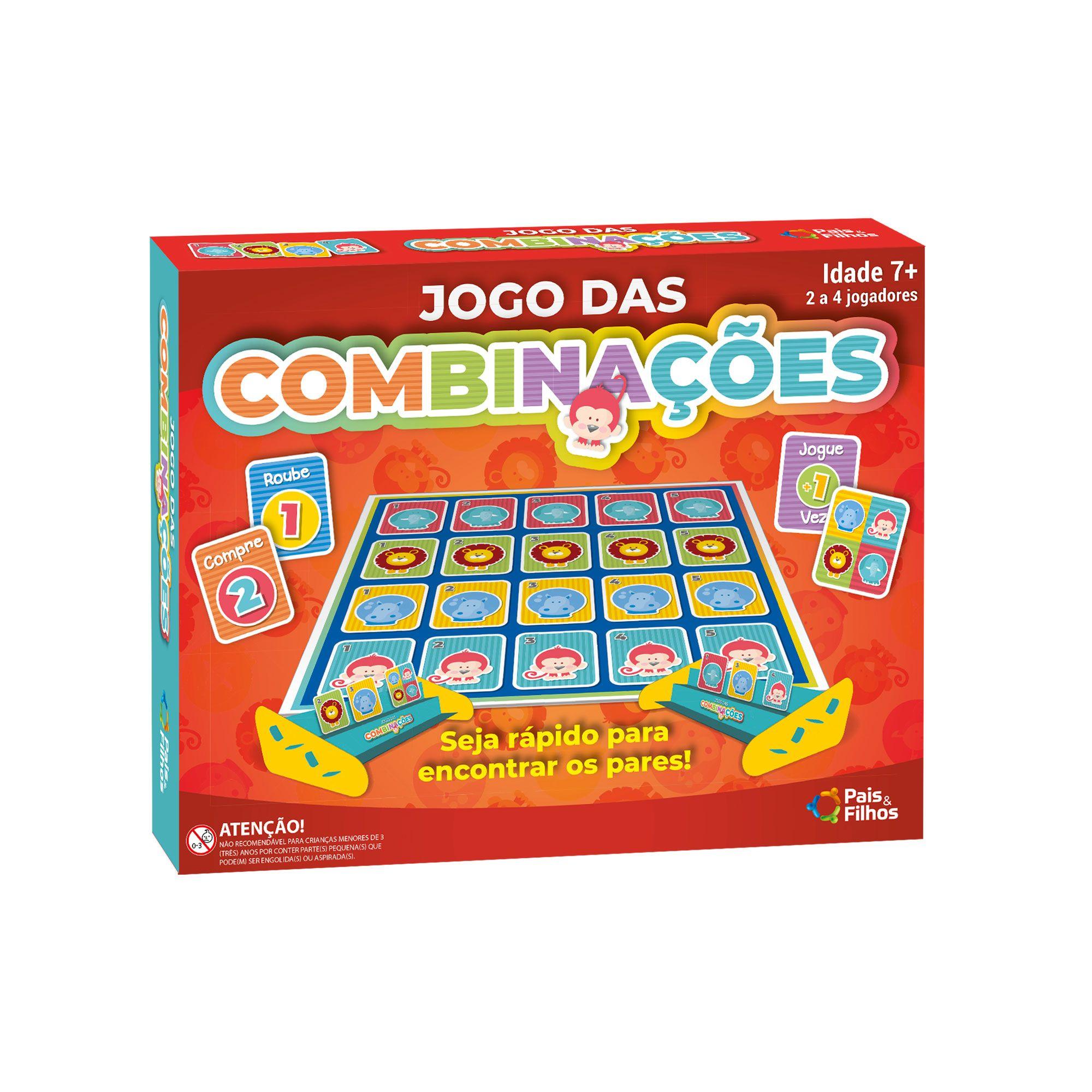 Jogo das combinações -0988
