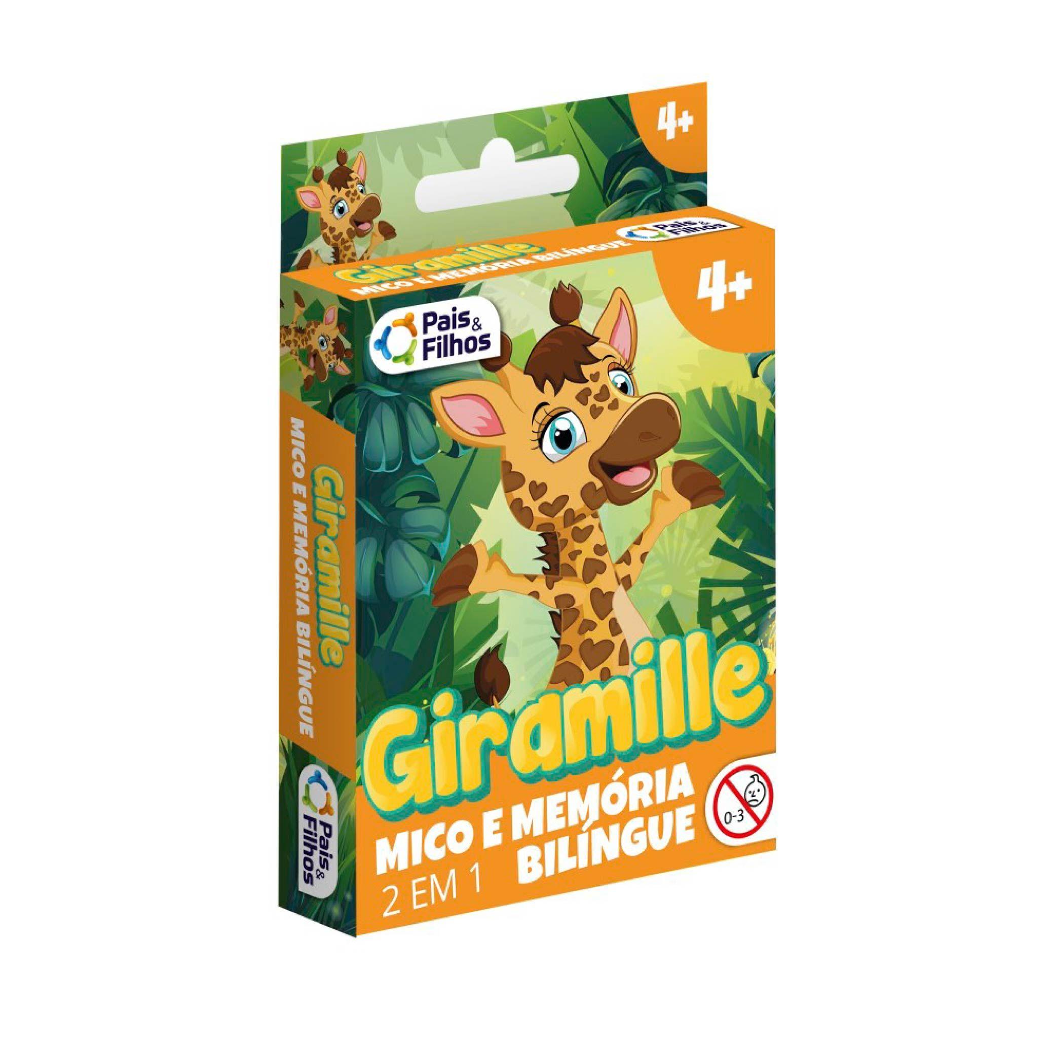 Giramille - Mico e Memória Bilíngue-10786