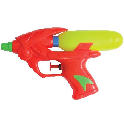 Pistola de água 17cm - Sortido-4047