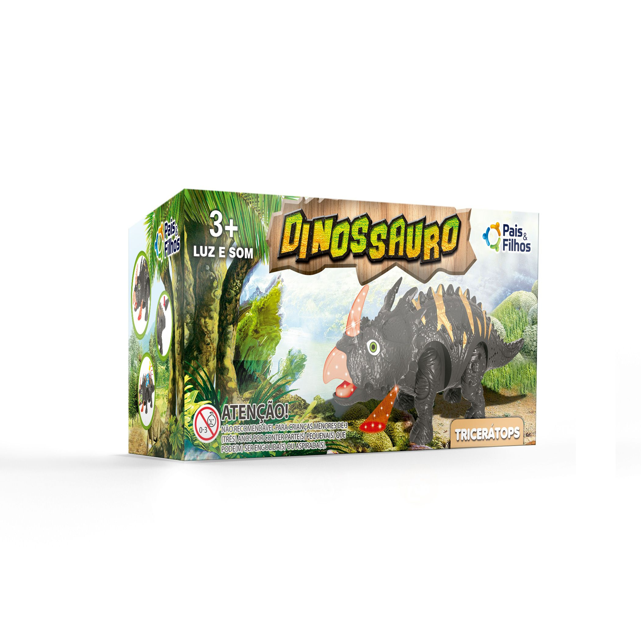 Dinossauro Triceráptops-19015