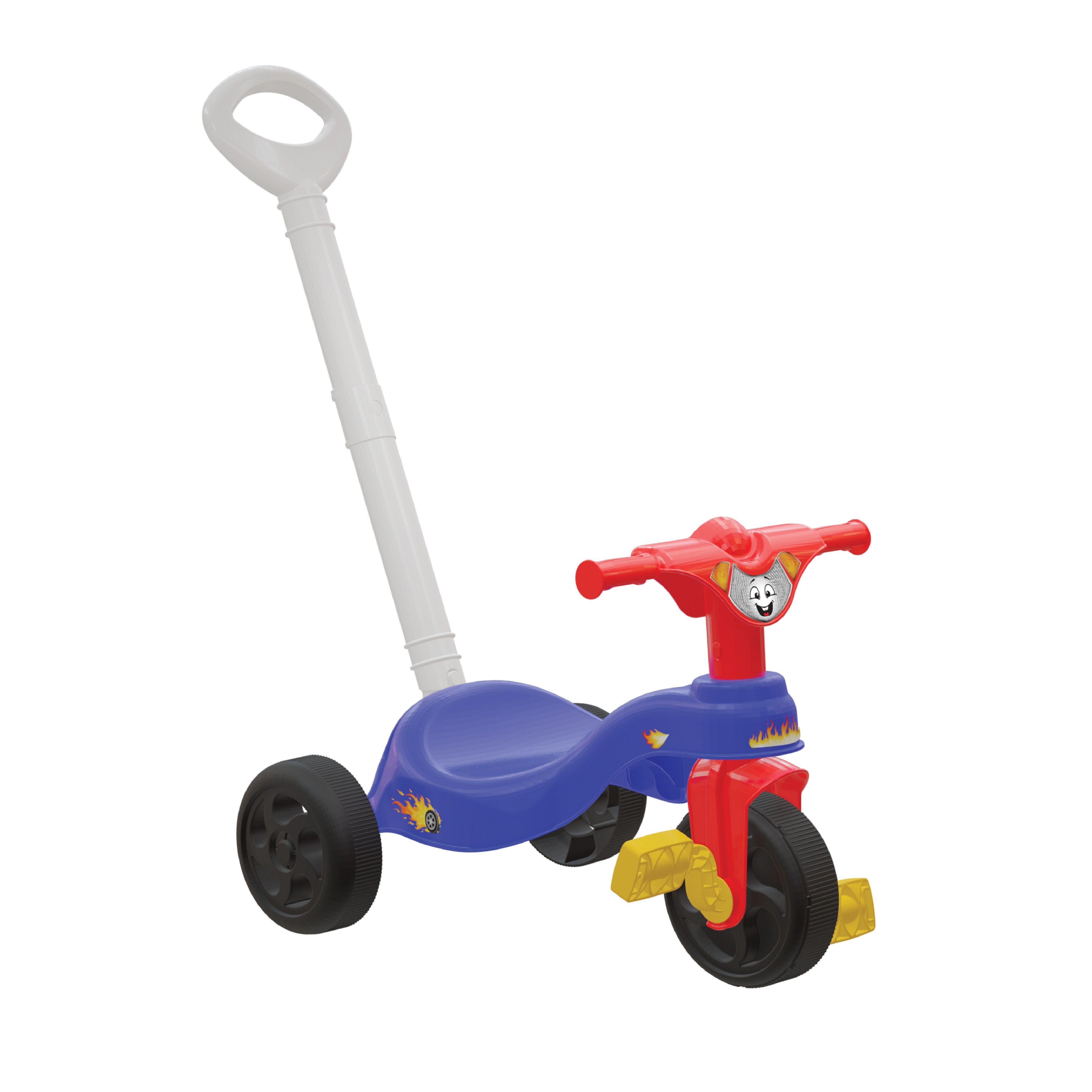 Triciclo Fast com Empurrador-790350