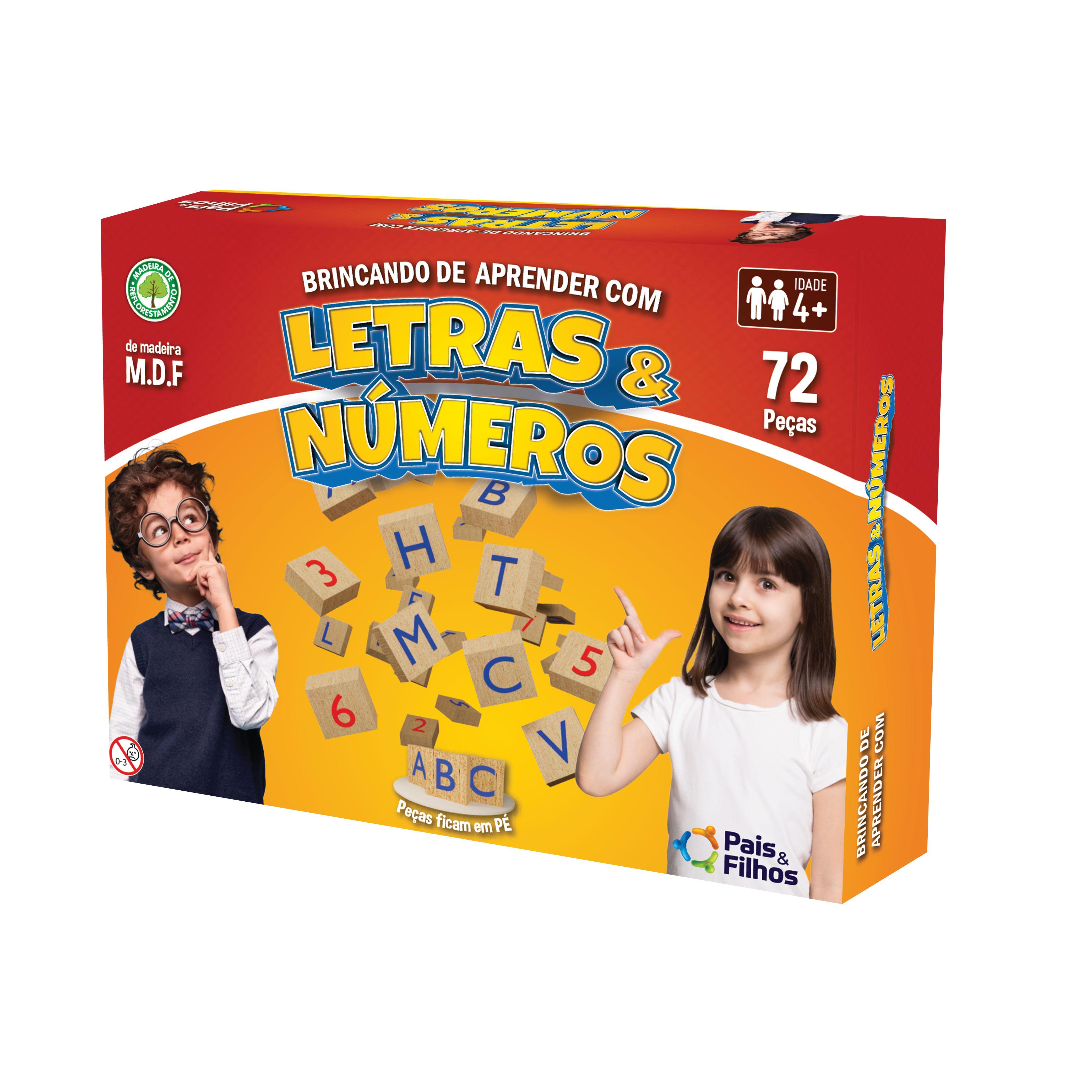 Brincando de Aprender com Letras e Números-10779
